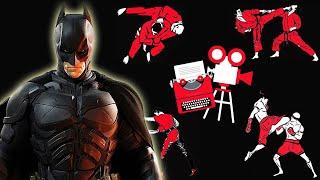 Batman vs Bane Fight Scene Breakdown - The Dark Knight Rises