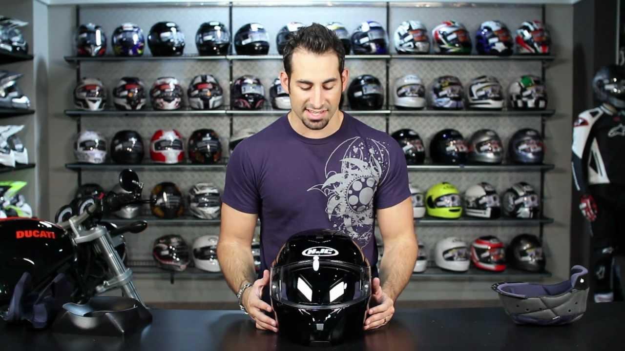 hjc symax 3 modular helmet review at youtube. Black Bedroom Furniture Sets. Home Design Ideas