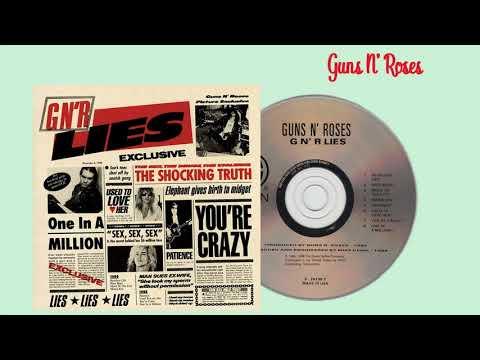 Gu̲n̲s N̲' R̲o̲s̲e̲s̲ – G N' R Lies (Full Album)