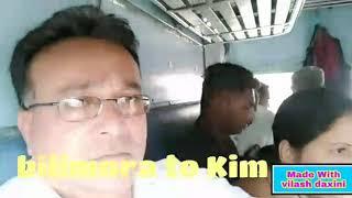 Bilimora to Kim