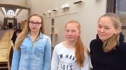 Ilmastonmuutosprojekti, Ounasvaaran peruskoulu, Finland