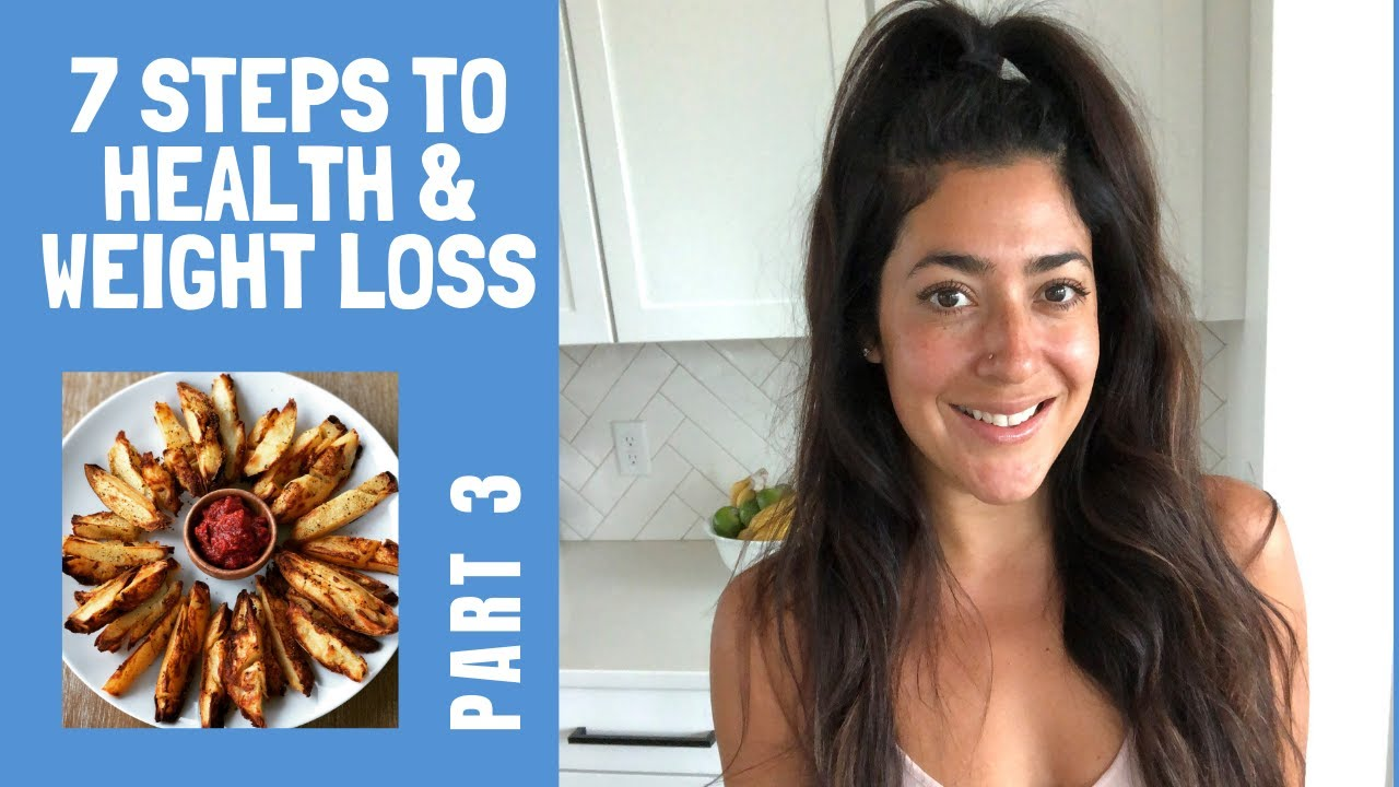 3 step weight loss solution
