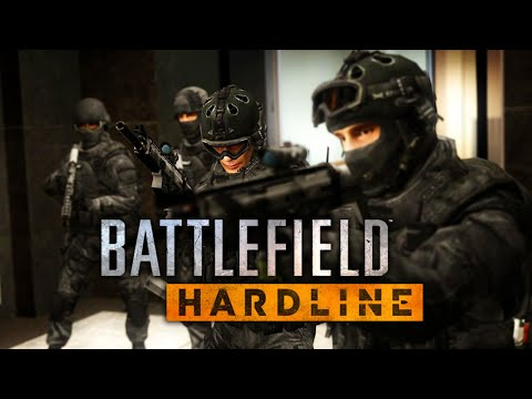 Battlefield Hardline - Обзор Мультиплеера (60Fps)