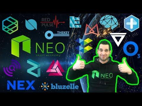 NEO DevCon Summary 🚀 TNC DBC NEX TKY QLC DBC ZPT ZIL ELA EKO RPX LRC ENG ONT GAS