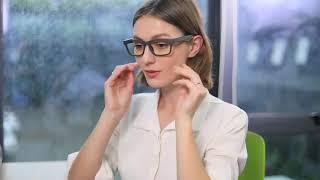 안경스타일 블루투스 헤드셋 골전도 보호안경기능