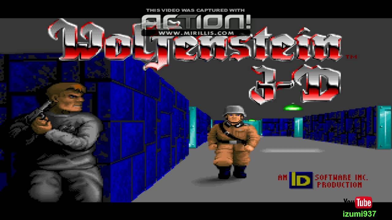 Wolfenstein 3d game free download full version for windows 7.