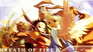 El gran JRPG de Capcom - Breath Of Fire IV - Gameplay en Español (PSX)