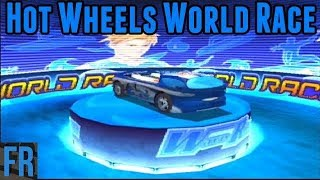 FailRace Plays - Hot Wheels World Race