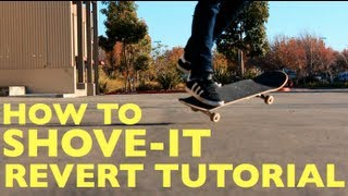 HOW TO SHOVE IṪ REVERT THE EASIEST WAY TUTORIAL
