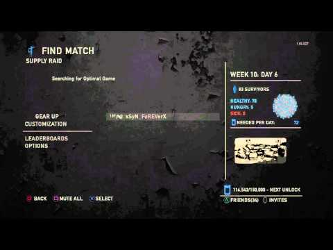 The last of us online matchmaking