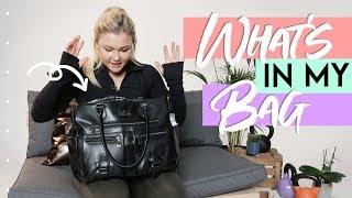 Meine FITNESS Handtasche ♡ Heimlicher Teenie Schwarm, Bauchtanz uvm. Q&A