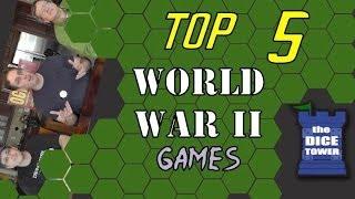 Top 5 World War Ii Games   Ith Hamtag