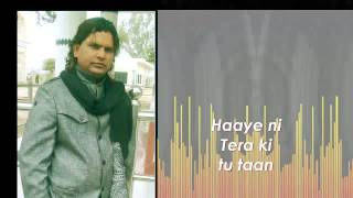 DEEPAK HANS | MEHLAN VICH REHAN WALIYE | SAD SONG | SONGS 2016