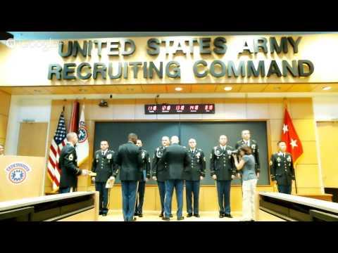 Master Recruiter Badge Ceremony