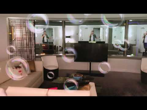 Hotel Room Tour at Planet Hollywood Resort and Casino Las Vegas