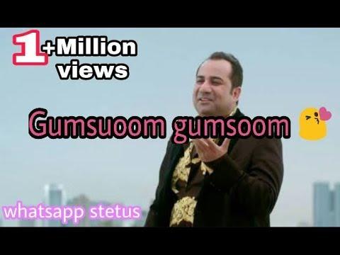 Rahat Fateh new song gumsum gumsum. Pyar Da mousam