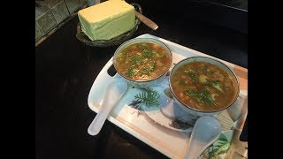 Mix Vegetable Soup Winter Special / in Hindi