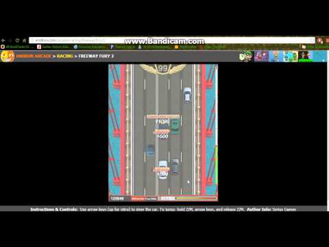 Andkon Arcade Game #1: Freeway Fury 2!