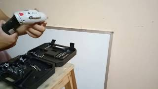 Máy vặn vít dùng pin giá rẻ, máy khoan mini