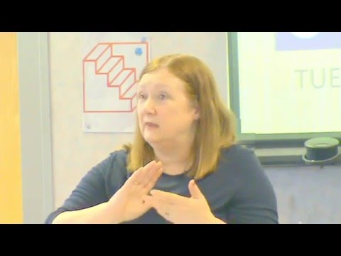 Kath Durham, Simpsons Solictors, talks about Mental Health at work
