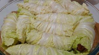 Лучшее блюдо из Пекинской Капусты// Жалею,что не Готовила так раньше Голубцы!