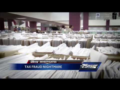Special Report: Tax fraud nightmare