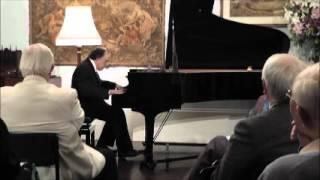 "Horowitz transcription of Liszt's 15th Hung.Rhapsody ""Rakoczy-Marsch"", played by Roman Rudnytsky"