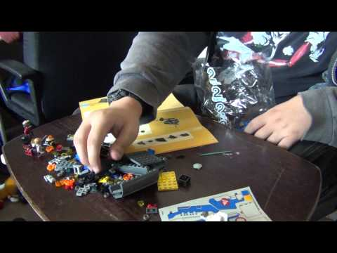 Lego Milano Build part 1