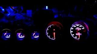 видео Внутренняя подсветка спидометра ваз 2105