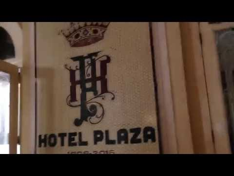 Plaza Hotel Havena Cuba May 2016