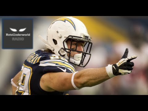 Danny Woodhead is the NFL's most unheralded red zone weapon
