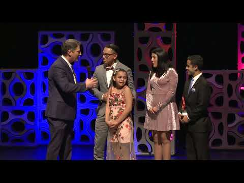 2017 Musial Awards - Matthew Garcia Interview