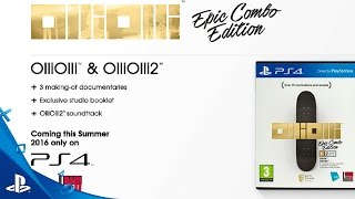 OlliOlli: Epic Combo Edition - Launch Trailer | PS4