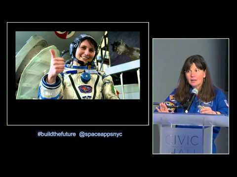 SpaceApps Bootcamp #6 - Astronaut Cady Coleman