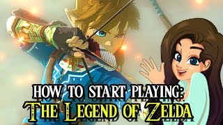 Join the Adventure! How to Start Playing: The Legend of Zelda!
