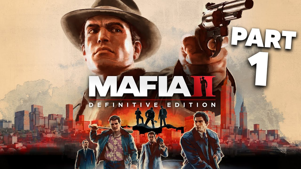MAFIA 2 DEFINITIVE EDITION Guía de juego Parte 1 - INTRO + vídeo