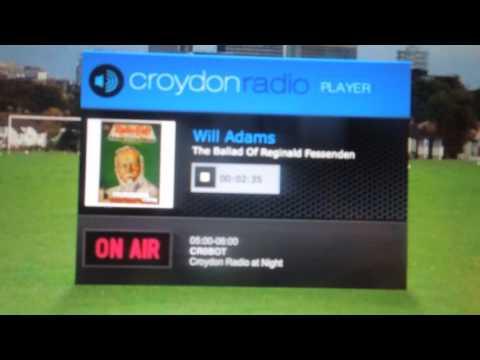 The Ballad of Reginald  Fessenden  Will Adams  Croydon radio  London