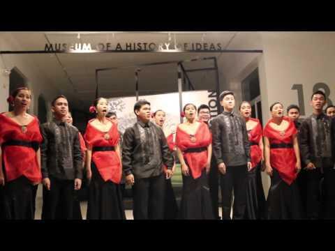 UP Medicine Choir - Es ist das Heil uns kommen her