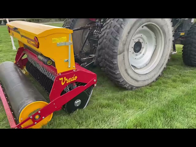 Vredo by Sustainable Machinery