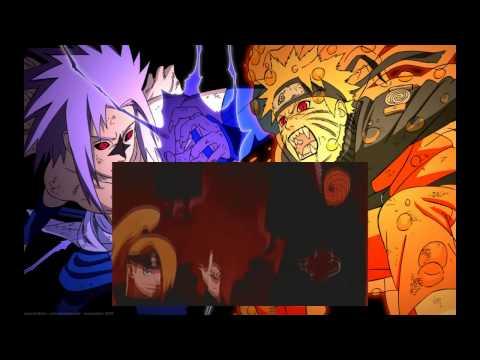 Naruto Shippuden Opening 5 [ Sha La La ] - HD
