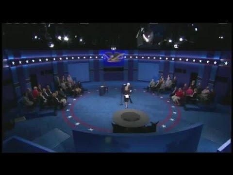 FULL VIDEO: Second presidential debate, Donald Trump vs Hillary Clinton