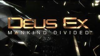 Deus Ex - Mankind Divided - Cinematic Trailer