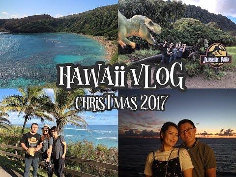 Hawaii Vlog 2017 | Christmas Vacation 2017 夏威夷吃吃喝喝玩玩逛逛纪录片 |Kat Guud