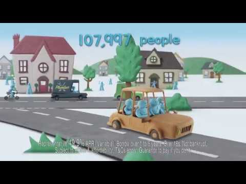 Amigo Loans 2018 Advert 3