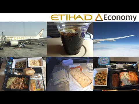 Etihad Airways: Abu Dhabi to Los Angeles