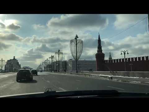 Red square ride. Moscow. Kremlin. Putin.