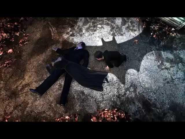 Batman Arkham Asylum - Sombras Do Passado