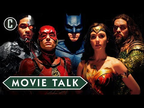 "DC Films to ""De-emphasize"" Cinematic Universe Idea Going Forward - Movie Talk"