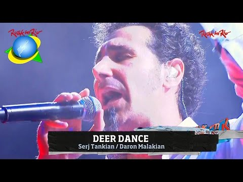System Of A Down - Deer Dance【Rock In Rio 2011 | 60fpsᴴᴰ】