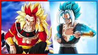 Super Saiyan 4 And Super Saiyan Blue Rycon Power Explained
